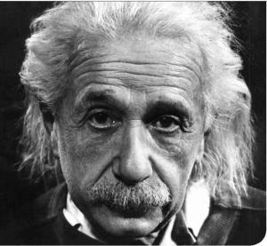 ألبرت اينشتاين
